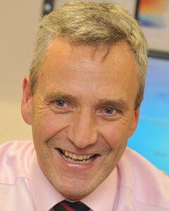 Dr James Morrow
