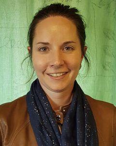 Dr Rebecca Stemp