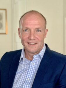 Tim Harrison Chief Executive Officer