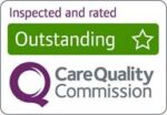 Care Quality Commission - Inspected and Rated Outstanding